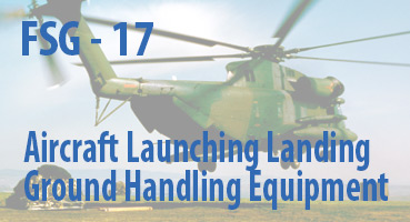 Aircraft Launching, Landing, and Ground Handling Equipment