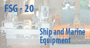 Ship and Marine Equipment