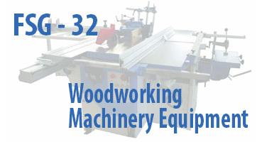 Woodworking Machinery and Equipment
