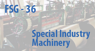 Special Industry Machinery