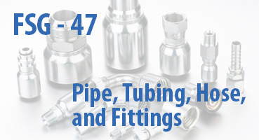 Pipe, Tubing, Hose, and Fittings