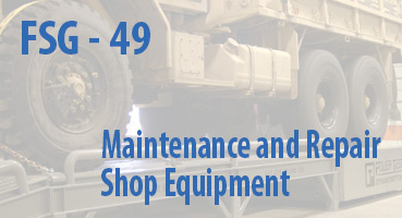Maintenance and Repair Shop Equipment