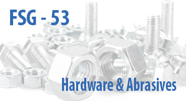 Hardware and Abrasives