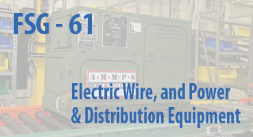 Electric Wire, and Power and Distribution Equipment