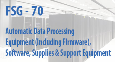 Automatic Data Processing Equipment (Including Firmware), Software, Supplies and Support Equipment