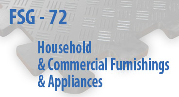 Household and Commercial Furnishings and Appliances