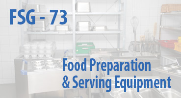 Food Preparation and Serving Equipment