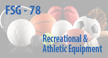 Recreational and Athletic Equipment