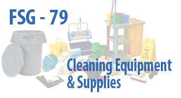 Cleaning Equipment and Supplies