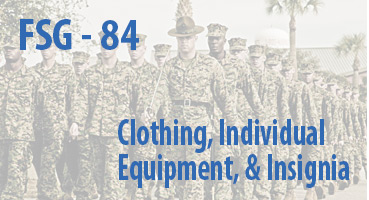 Clothing, Individual Equipment, and Insignia