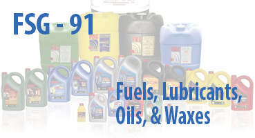 Fuels, Lubricants, Oils, and Waxes