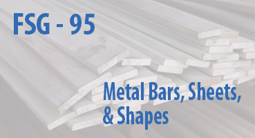Metal Bars, Sheets, and Shapes