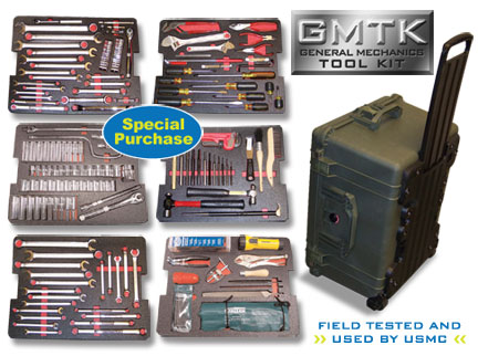 5180-01-443-0692 General Mechanics Tool Kit Contents
