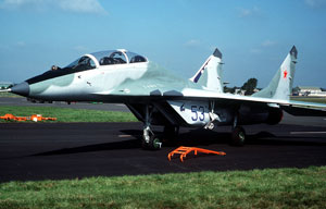 MIG-29 Spare Parts, Services, and Solutions