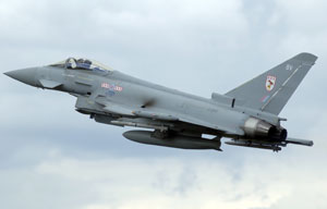 Eurofighter Typhoon Spare Parts, Services, and Solutions