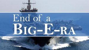 USS Enterprise, the world's first nuclear-powered aircraft carrier.  (U.S. Navy)